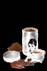 Barattolo personalizzato, caffè